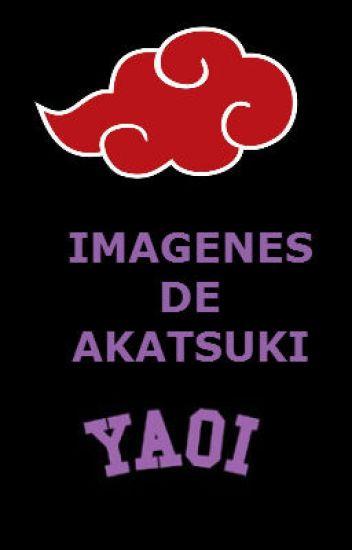 Imagenes yaoi de Akatsuki