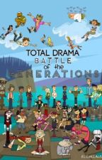 Total Drama Battle of the Generations by JOSI3CH33S3