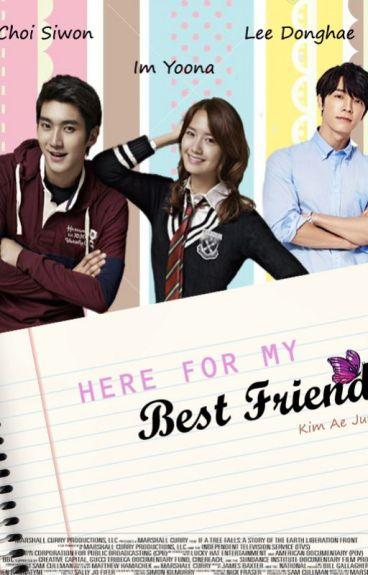 Here For My Bestfriend  (YoonWon FF)