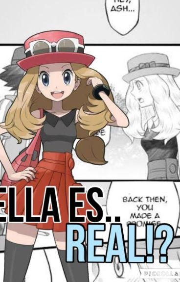 Ella es real?Amourshipping