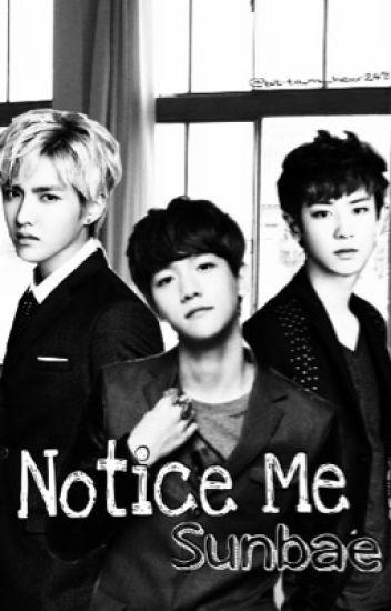 Notice Me Sunbae