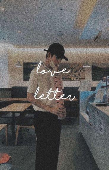 love letter ✿ jhs ✅