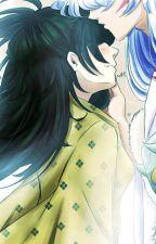Un amor complicado (Sesshomaru y Rin)   by sweetdisaster987