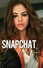 Snapchat || Jelena  by TiredBlueGirl