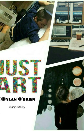 Just Art //Dylan O'brien