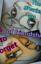 Strange Friends by Streetslight9