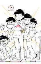 Osomatsu-san! (Reader x matsuno brothers) by Rizu_zell
