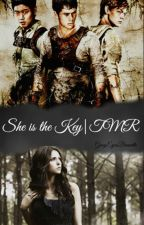 She is the Key|TMR by GrayEyesBrunette
