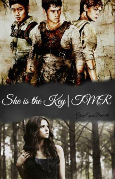 She is the Key|TMR