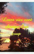 Leurs Vies Vont Changer D'un Coup (Avec One Direction) by LaurineSebille