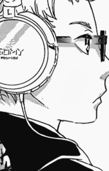 Glasses [Tsukishima Kei x Reader]