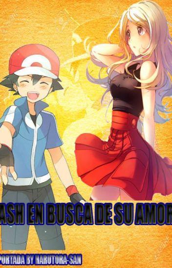 Ash en busca de su amor