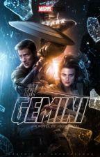 gemini | captain america  by -rosepetal