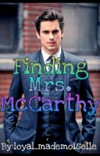 Finding Mrs. McCarthy  by loyal_mademoiselle