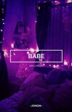 babe | k.ji by -jongin-