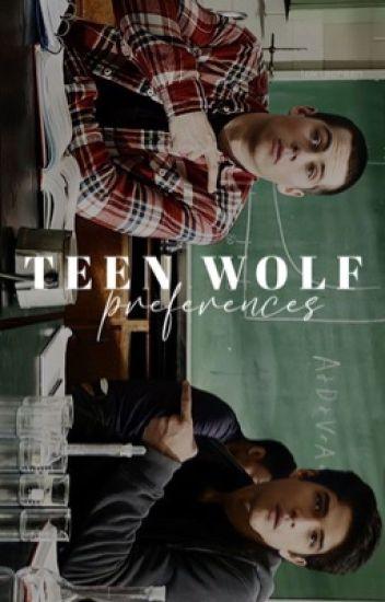☾teen wolf preferences☽ [zawieszone]