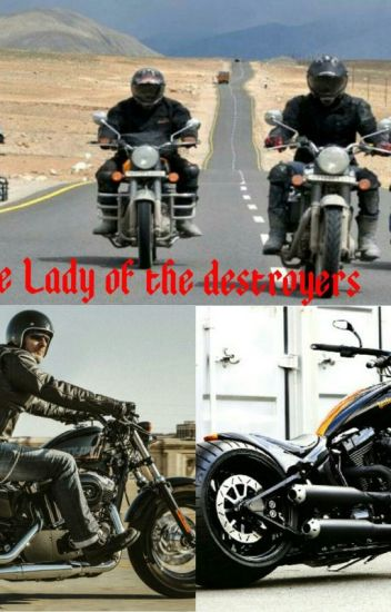 the lady of the destroyers