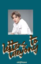 letters to taeyong。 by ctrljihoon