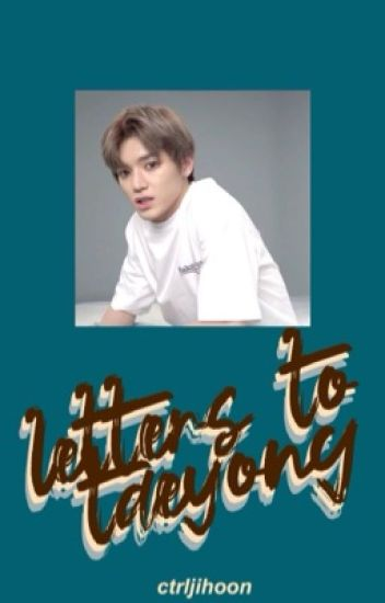 letters to taeyong