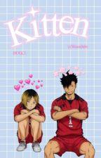 || Kitten || Kuroken by elxctra-hxart