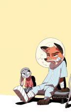 Nick x Judy  Zootopia   Comic. Español/ English. by laurasboobs