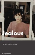 jealous//wonwoo by cheonbi