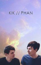 kik // phan by spookyboydan
