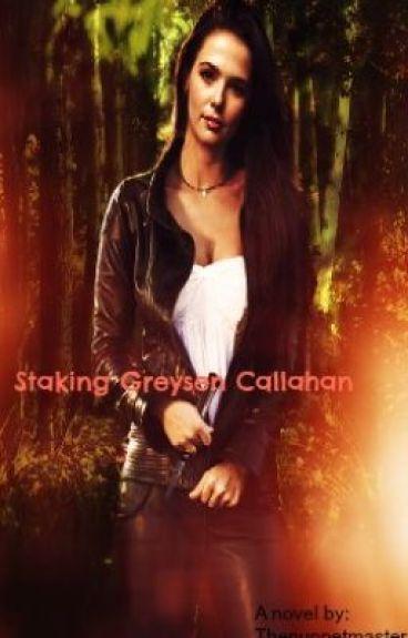 Staking Greysen Callahan by Thepuppetmaster