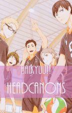 ● Haikyuu!! Headcanons ● by trxshgirlz
