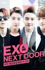 Exo next door by sarada29