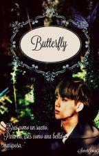 Butterfly (Jin-BTS)(PAUSADA) by SweetJenniJen