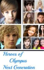 Heroes of Olympus Next Generation  by mspfriend