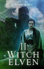 Le Seigneur des Anneaux: The Witch Elven II by Lanenn-chan