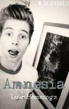 Amnesia {Luke Hemmings} by aspiries