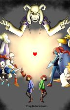 Undertale Ask or Dare PART TWO! (Closed) by SunniGamerX