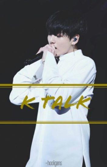 Kakao Talk || Jeon Jungkook