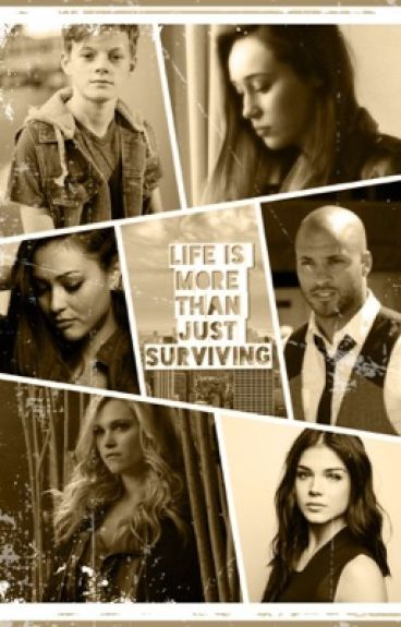 Life is more than just surviving