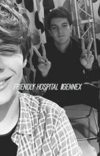 Friendly Hospital || Gennex by favbug