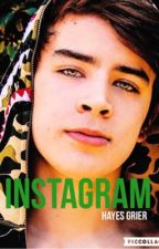 Instagram ||Hayes Grier|| by ItsMehMaddyGrier