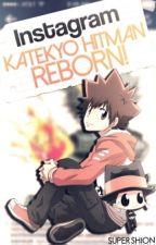 Instagram 『Katekyo Hitman Reborn』 by Rxzuy-