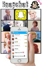 Snapchat [Jelsa] by Incomplete-Girl