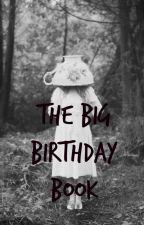 The Big Birthday Book (hun) by city_of_warrior