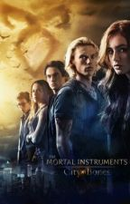 Darkness Falls: A City of Bones story by alliwanted99