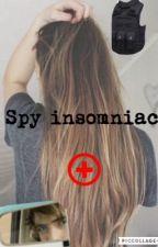 Spy Insomniac by SpyPeacock