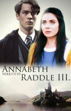Annabeth Raddle III. - poslední bitva by Nikky3110
