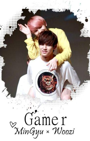 'Gamer' MinGyu × Woozi ♥ Adaptación [Lemon]