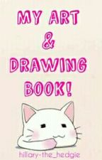 My Art & Drawing Book! by angeliX_heroes