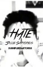 Hate //j.s// by kinkysartorius