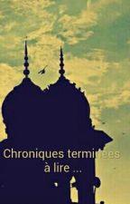 Chroniques à lire  by wafa-amh