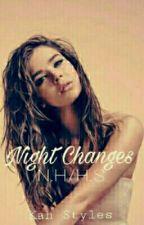 Night Changes [ H.S/N.H ] by Potatoes_Kari